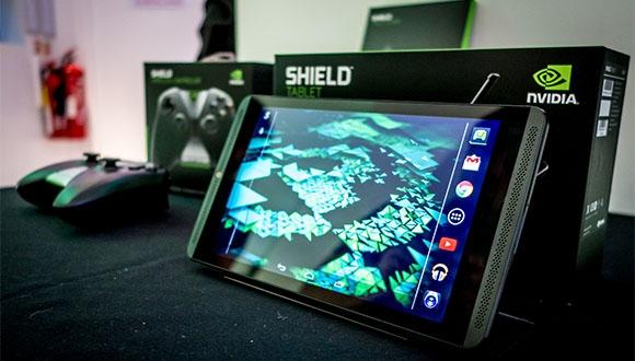 Nvidia Shield Tablet Güncellendi