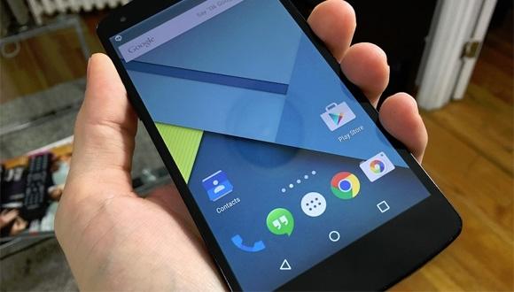 Android 5.1 Lollipop Testte Göründü!