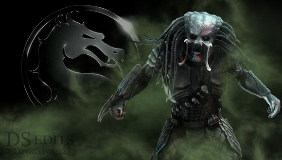 Mortal Kombat X'e Predator Mu Geliyor?