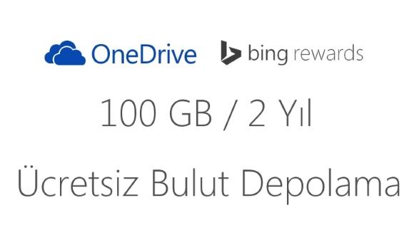 100 GB Bulut Depolama Herkese Bedava