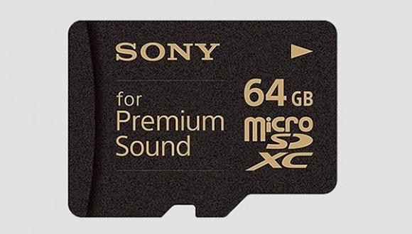 Sony'den Müzik Odaklı Yeni microSD Kartlar