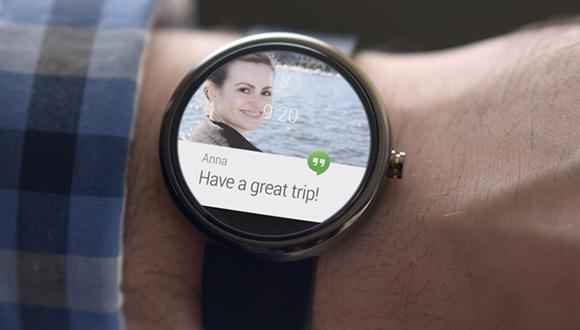 Android Wear iOS için Hacklendi