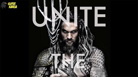 Aquaman'den İlk Görüntü Geldi