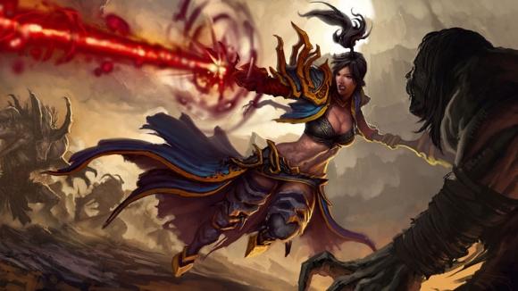 Diablo 3'e Oyun İçi Gerçek Para İle Alışveriş Geliyor
