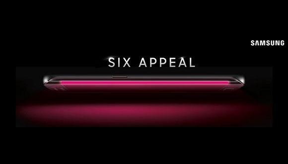 Galaxy S6'nın Duvar Kağıdı Sızdı