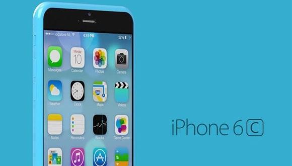 iPhone 6c için Konsept Görseller Yayınlandı