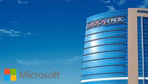 Medical Park'a Microsoft Desteği