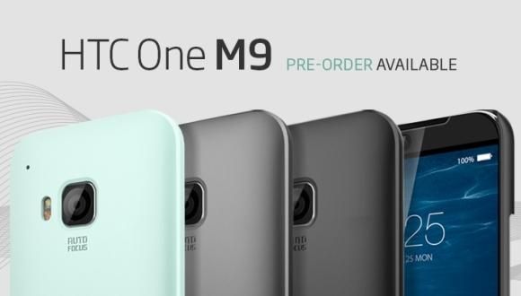Spigen'in HTC One M9 Kılıfları Duyuruldu