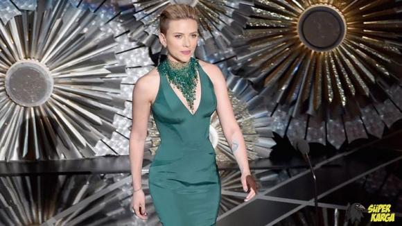 Oscar 2015'ten Kırmızı Halı Görüntüleri