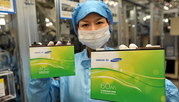 Samsung'dan Elektrikli Otomobil Atağı