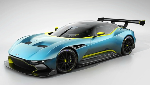 Aston Martin Vulcan Duyuruldu