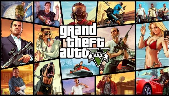 GTA 5 Heist'e Ait Yeni Görseller