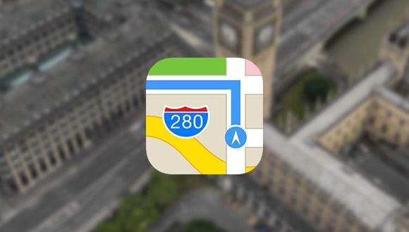 Apple Haritalar'a Animasyon Özelliği Geldi