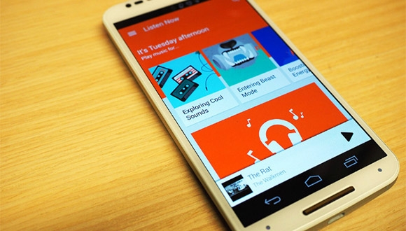 Google Play Music'in Depolama Limiti Arttı