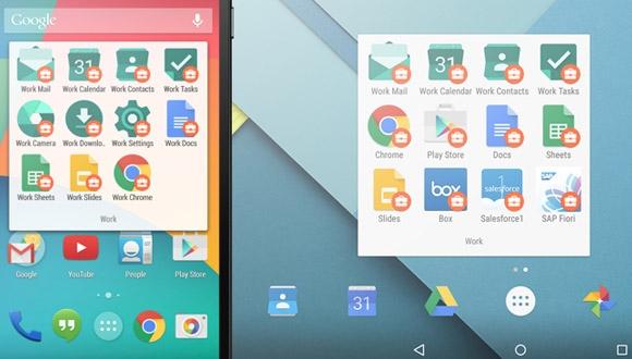 Android for Work Hizmeti Resmen Başladı