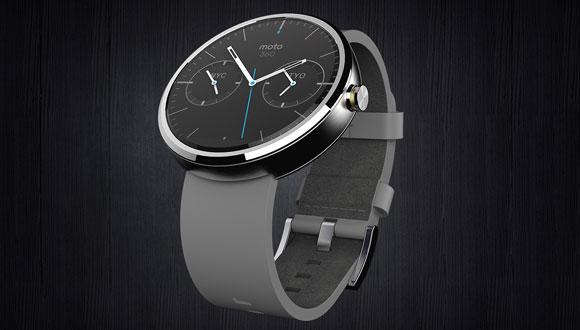 Motorola'nın Yeni Saatinde Tasarım Seçenekleri