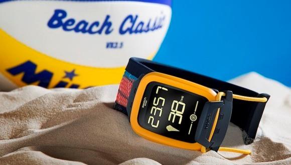 Swatch'dan Dokunmatik Ekranlı Saat
