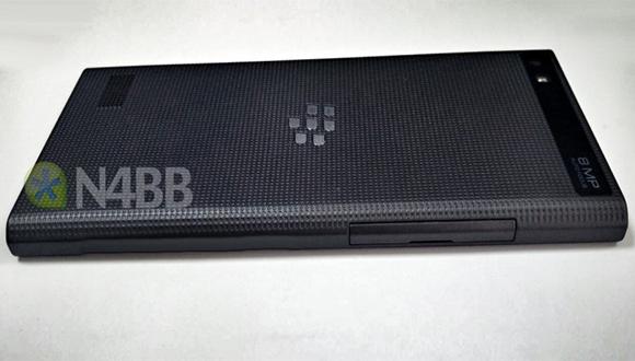 Yeni BlackBerry Modeli Sızdı