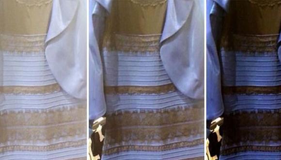 Dünyayı İkiye Bölen Elbise!
