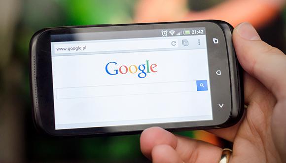 Google, Mobil Aramalara Ayar Çekiyor