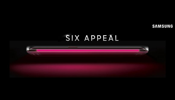 Galaxy S6 ve Galaxy S6 Edge'in Tanıtım Görseli