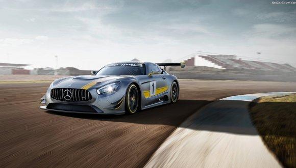 Mercedes AMG GT3 Duyuruldu