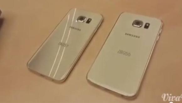 Galaxy S6 ve Galaxy S6 Edge'in İlk Ön İnceleme Videosu!