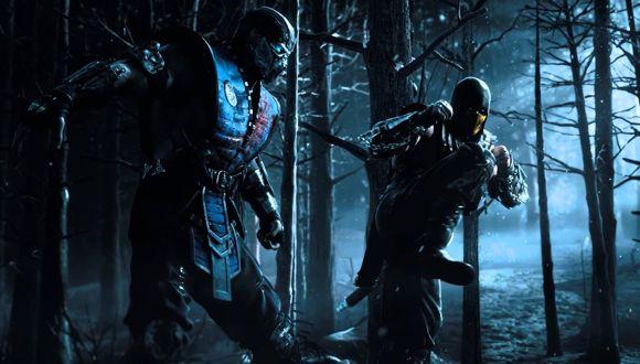 Mortal Kombat X'in Hikaye Modu Gözüktü