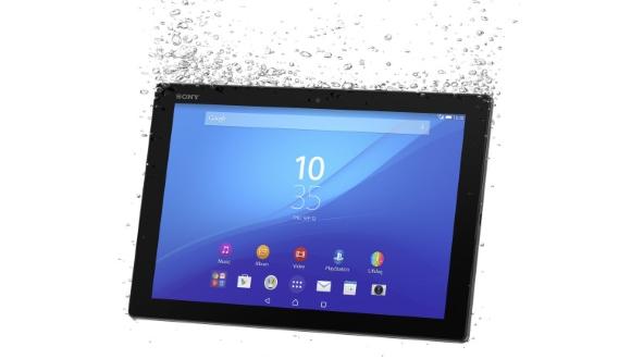 Xperia Z4 Tablet Tanıtıldı