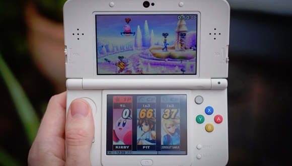 New Nintendo 3DS Daha Güçlü