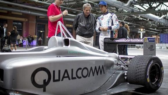 Qualcomm, Mercedes F1'in Teknoloji Ortağı Oldu