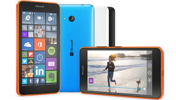 Microsoft Lumia 640 Elimizde