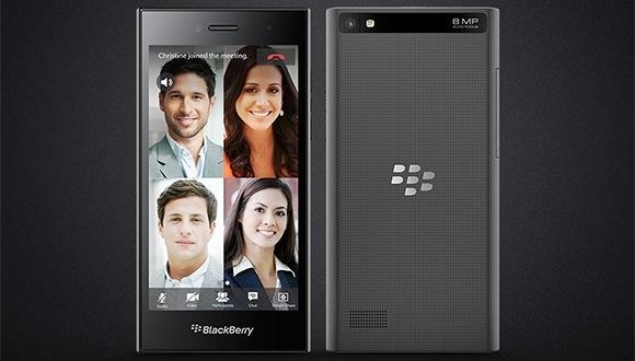 BlackBerry Leap Tanıtıldı