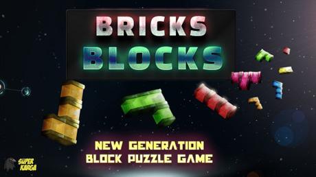 Türklerden Yeni Mobil Oyun: Bricks Blocks
