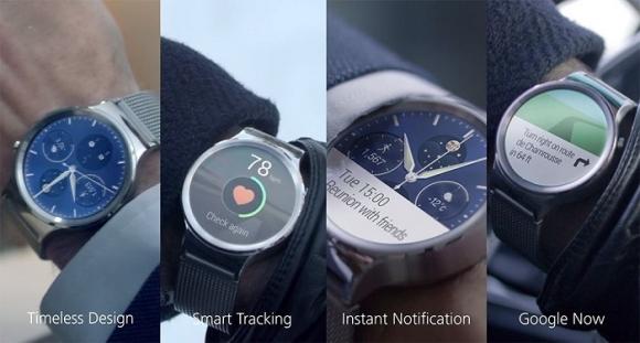 Huawei Watch Ön İncelemesi