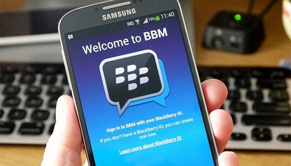 BBM ile Yanlış Kişiye Mesaj Gönderilmeyecek