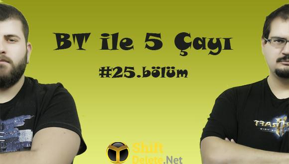 BT ile 5 Çayı # 25 – MWC 2015 ve 4G