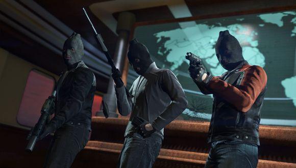 GTA Online'ın Heists Görevleri Gözüktü