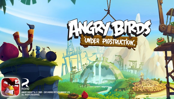 Angry Birds'ün Yeni Oyunu Geliyor