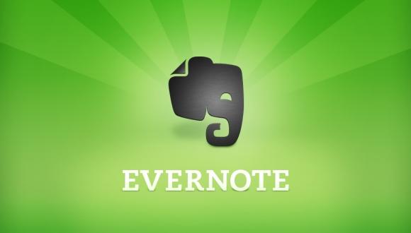 Evernote Apple Watch'a Geliyor