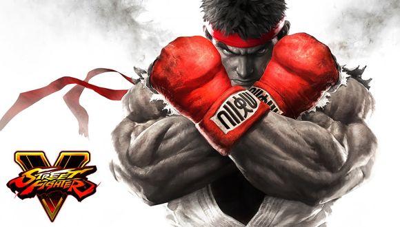 Street Fighter 5'in Çıkış Tarihi Gözüktü