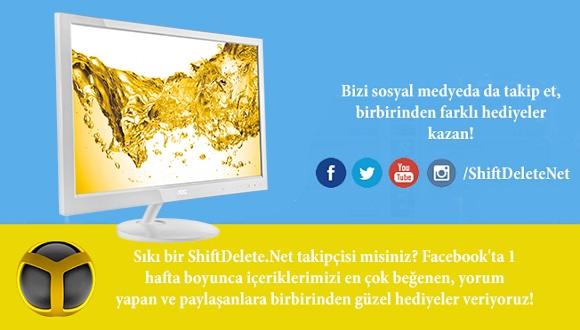 Yeni Ödüllü Facebook Yarışmamız Başlıyor