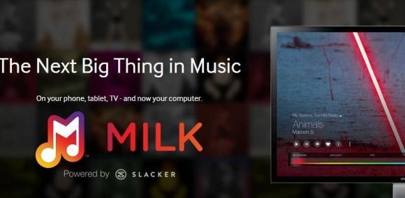 Samsung Milk Music Web'de!