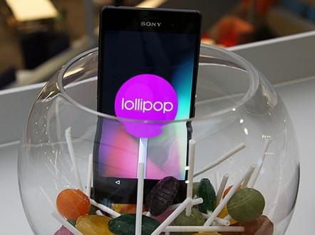 Sony Xperia Z2 ve Z3'e Lollipop Geliyor