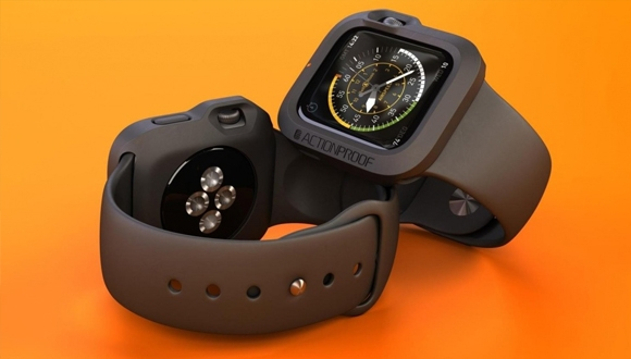 Apple Watch'a İlk Kılıf: ActionProof