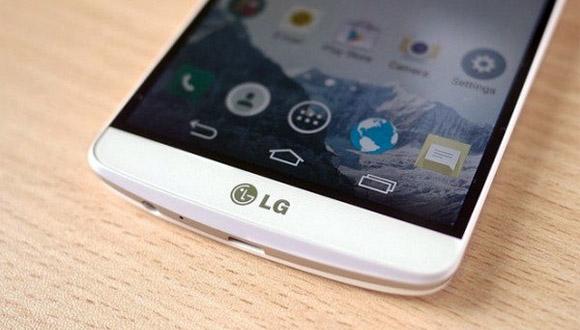 LG G4 Kavisli Olabilir