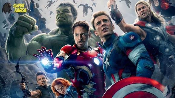 Avengers 2'den Türkçe Son Fragman