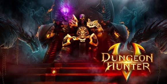 Dungeon Hunter 5 Oyun İncelemesi