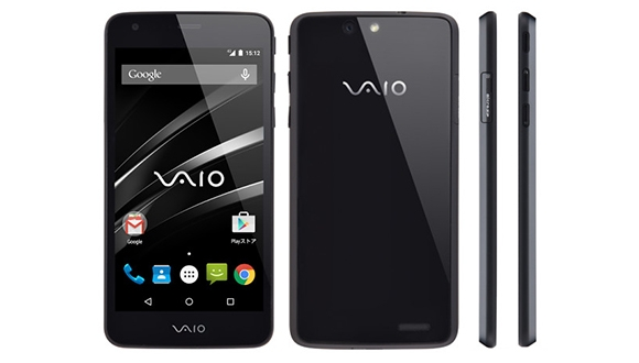 Vaio Phone Japonya'da Satışta