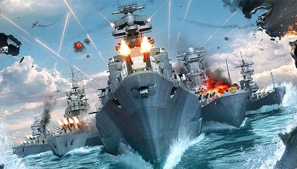 World of Warships Beta Bugün Başlıyor